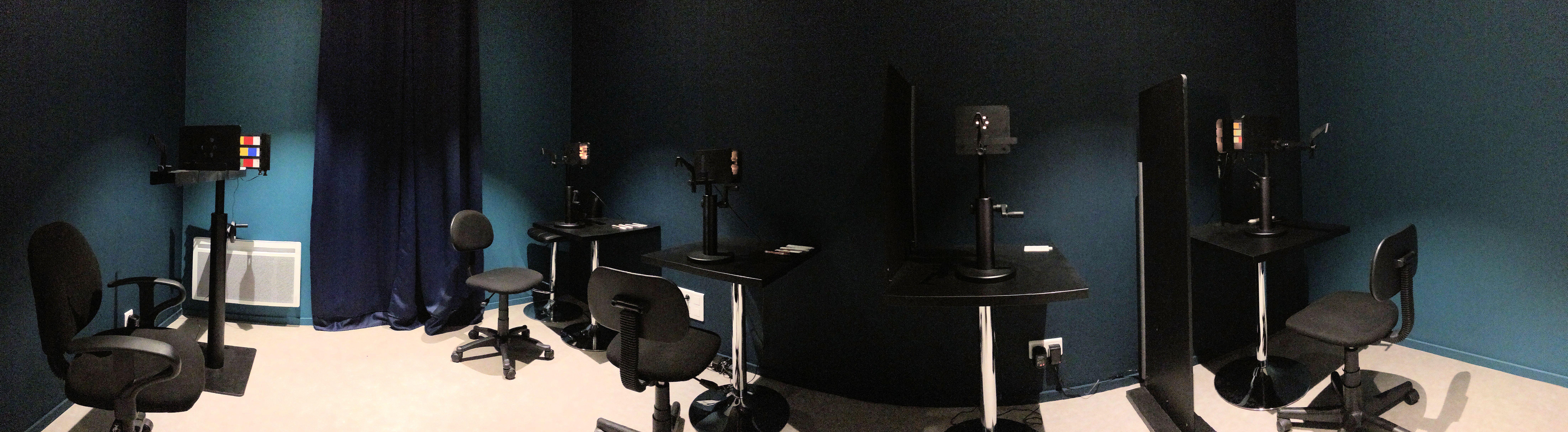 salles des appareils de Neuro-pédagogie